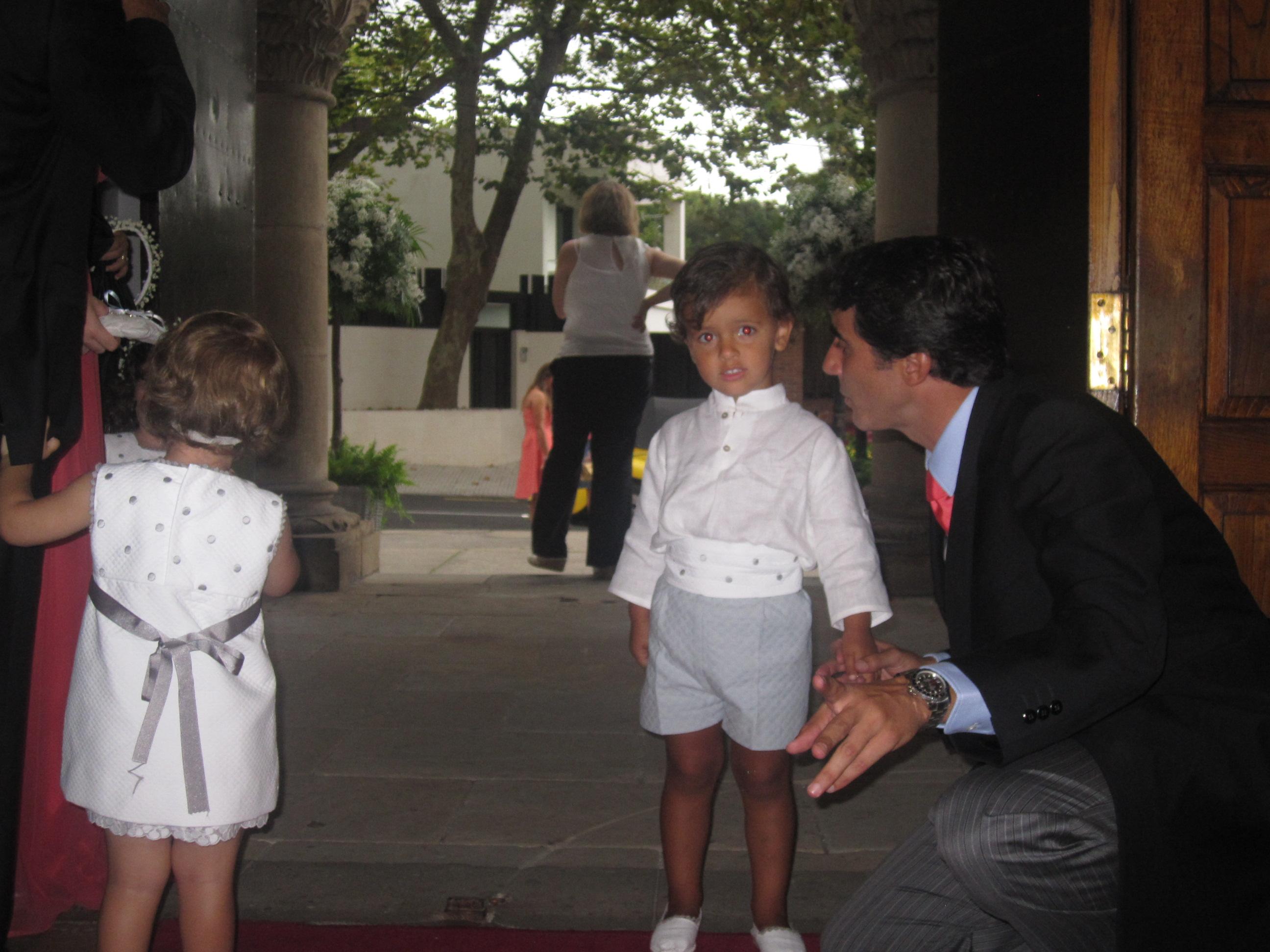 La boda de mi hermano... con los niños - No soy una Drama Mamá