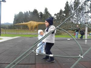 museo jurásico asturias planes niños