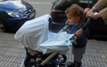cosas necesita bebé carrito bugaboo maxi cosi sillita