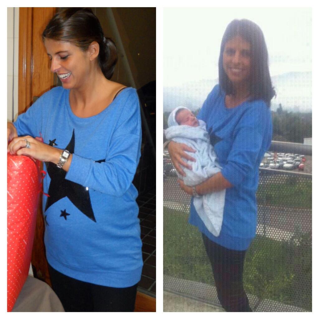 19 semanas de embarazo y no tengo panza