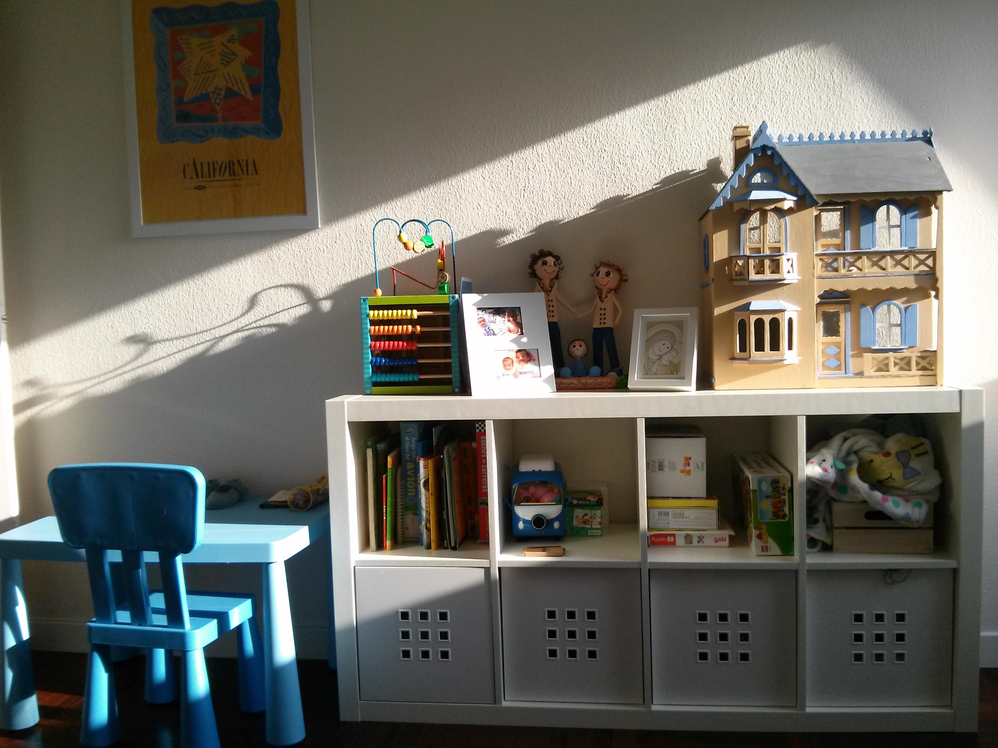 Estanterias para dormitorios infantiles best cajas madera - Estanterias para dormitorios ...